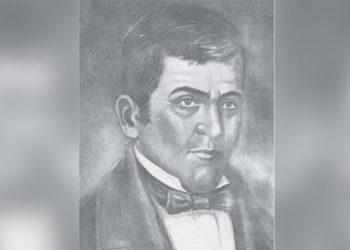 1 Dionisio de Herrera Jefe de Estado en 1824