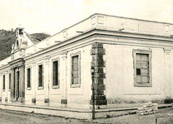 1 El primer Hospital General de Tegucigalpa hoy Museo de la Identidad.