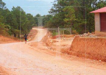 INSEP ejecutará construcción del tramo carretero desde San Juan a Mapulaca, Lempira