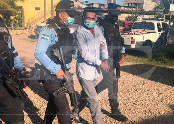 Capturan a sospechoso de hurto de vehículos en Olancho