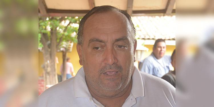 Darwin García, director de Codem Choluteca.