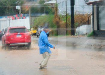Este sábado se esperan lluvias leves a moderadas en el centro y sur del país