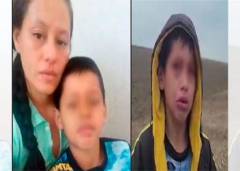 Madre de Wilton ya fue liberada por secuestradores, pero el futuro del pequeño es incierto (Video)