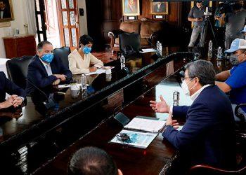 PMA acompañará Plan de Reconstrucción Nacional de Honduras en la parte agrícola
