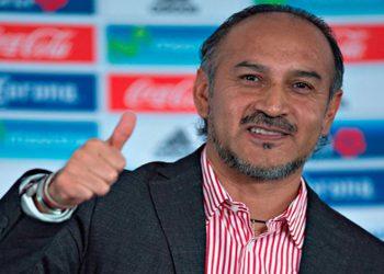 Raúl Gutiérrez: «esa goleada a Marathon afecta la imagen del fútbol hondureño»