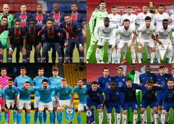 Definidas las fechas para semifinales de Champions