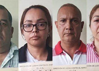 Los cuatro encausados fueron dejados en libertad, tras el fallo absolutorio a su favor.