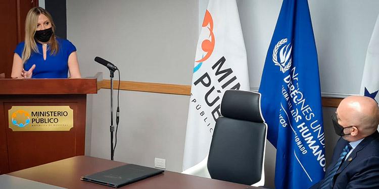 Gracias a la carta de entendimiento se intercambiarán experiencias y estudio de casos en derechos humanos.