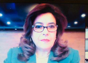 Martha Benavides, directora técnica de Servicios y Administrativa de la AHM, participó en el evento latinoamericano organizado por la OIT.