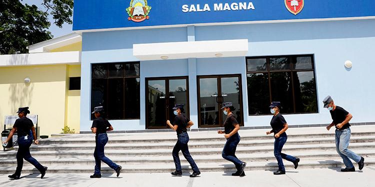 A la Anapo se le considera uno de los mejores centros de formación policial, por la instrucción que se brinda.
