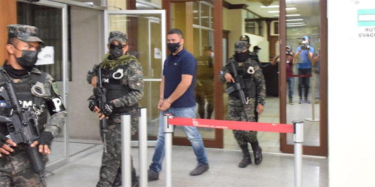 El pasado 12 de mayo, la juez natural designada determinó conceder la extradición del hondureño Martín Adolfo Díaz.