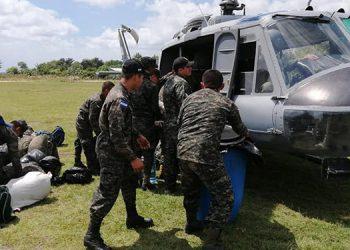 Este entrenamiento mejorará las habilidades de las fuerzas estadounidenses, guatemaltecas, hondureñas y salvadoreñas.