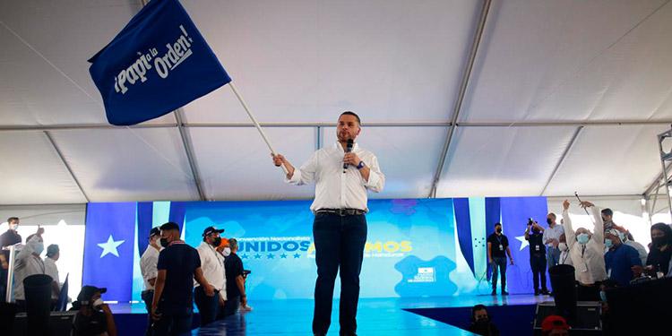 Chávez subrayó que el Partido Nacional está listo para la nueva Ley Electoral.