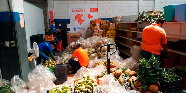 El Banco de Alimentos de Honduras ha incrementado sus atenciones y beneficia a más de 25 mil hondureños en los 18 departamentos del país.