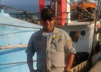 El bombero Jorge Alberto Ponce falleció contagiado por COVID-19 a los 43 años de edad.