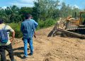 El objetivo de estas obras es proteger la vida de los pobladores en estas áreas y sus bienes materiales.