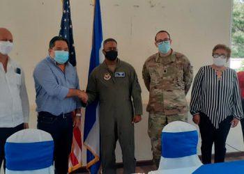 Militares de Estados Unidos desarrollan la brigada médica por 14 días.