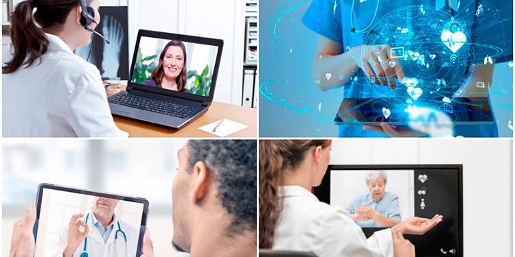 Científicos hondureños señalan que la telemedicina es indispensable para atender pacientes en tiempos de pandemia.