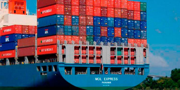 La previsión global para el comercio en 2021 indica un aumento del 16% desde el punto más bajo de 2020 (19% para las mercancías y 8% para los servicios).