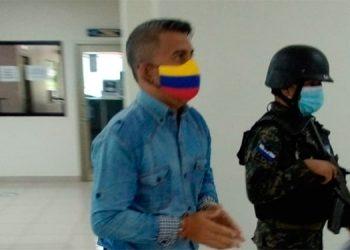 Leandro Antonio López de León aceptó su culpabilidad por el hecho que fue acusado.