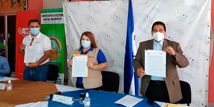 Se habilitaron inmuebles para la apertura de oficinas de la Dinaf en Tocoa, Colón y Puerto Lempira, Gracias a Dios.