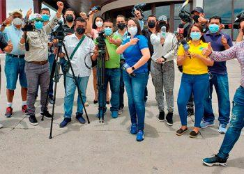 El CPH invitó a las autoridades de Salud a vacunar contra el COVID-19 a periodistas, fotógrafos y camarógrafos, ya que también están en primera línea.