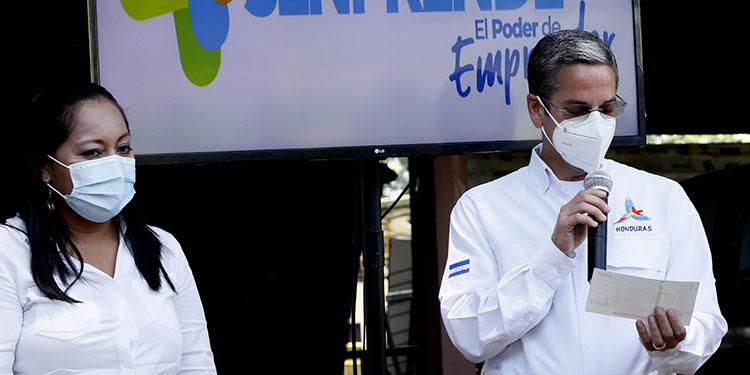 Hasta la fecha, en el departamento de Atlántida se ha otorgado a los emprendedores 70,020,969.00 lempiras, a través de Crédito Solidario.