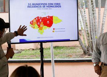 Redistribución de las fuerzas del orden además se concentrará en apoyar el proceso de vacunación a nivel nacional.