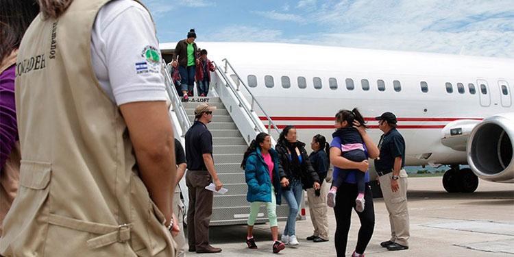 Una gran cantidad de hondureños fueron deportados desde México y los Estados Unidos pese a la pandemia del coronavirus.