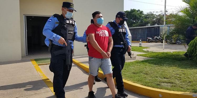 """A Jaime Orlando Ramos Izaguirre, alias """"El Chino"""", se le acusa de haber ultimado a una profesional del Derecho."""