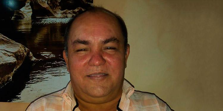 Douglas D´Vicente, alcalde de Namasigüe.
