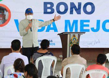 Según el Presidente Juan Orlando Hernández, luego que los emprendedores reciben formación financiera, la mortalidad de sus empresas es cero.