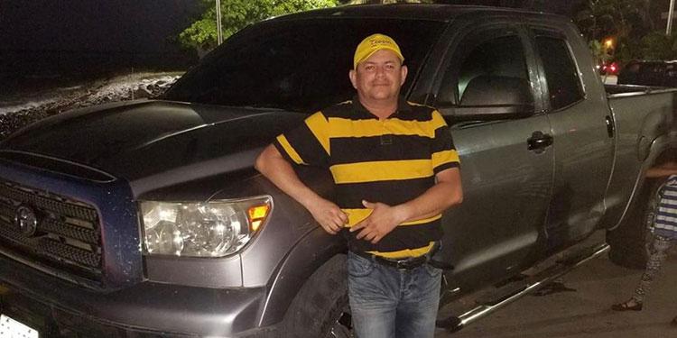Uno de los dos muertos fue identificado como el transportista Elly Sánchez y de la otra víctima hasta ayer se desconocía su nombre.