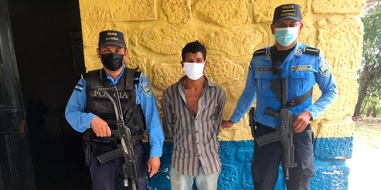 Por violación especial fue detenido un hombre de 36 años, en las últimas horas tras operativo preventivo ejecutado por agentes policiales.