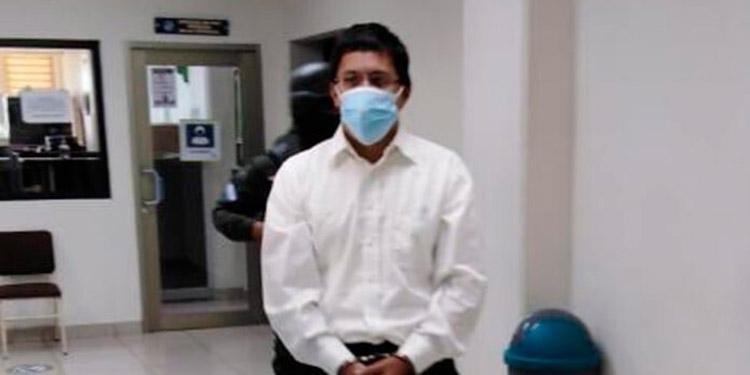 La audiencia de individualización de la pena contra Augusto César Ocón Hernández se estableció para las 9:00 de la mañana del 21 de este mes.
