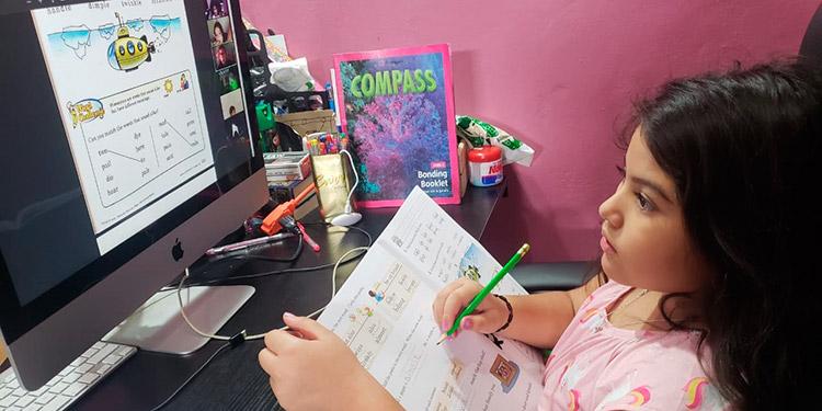 Los estudiantes de las áreas rurales serán beneficiados con el internet para las clases.