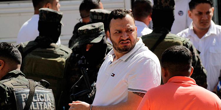 José Rafael Sosa Méndez se encuentra con extradición diferida y tiene que cumplir su sentencia en Honduras, para luego ser llevado a los EE. UU.