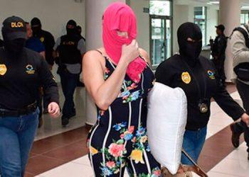 El juicio contra Ericka Bandy se comenzó desde el pasado 20 de febrero y va a continuar hasta el 13 de mayo.