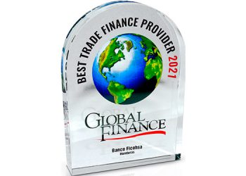 Global Finance destacó el posicionamiento de Ficohsa como líder en el sector financiero hondureño y de la región.