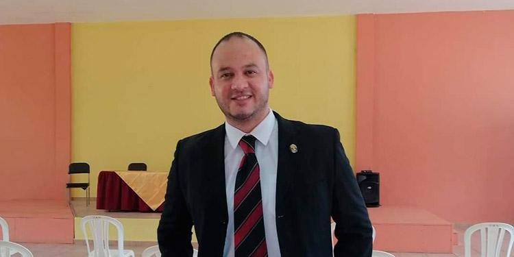 Carlos Rodríguez Girón.