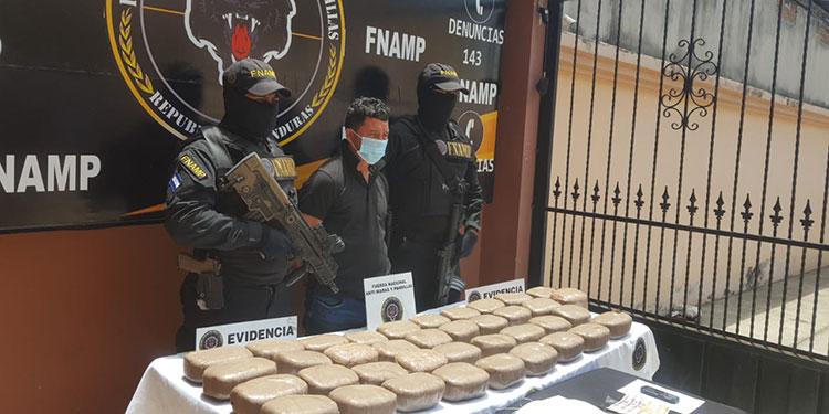 Ante la reestructuración de los grupos criminales, Fusina hizo un reajuste de la estrategia nacional de seguridad.