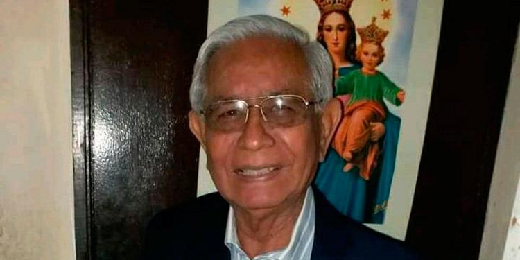 FRANCISCO ARELLANO OVIEDO, DIRECTOR DE LA ACADEMIA NICARAGÜENSE DE LA LENGUA