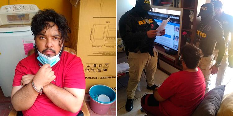 Alfonso Josué Banegas Matamoros continuará preso en la cárcel de Támara.