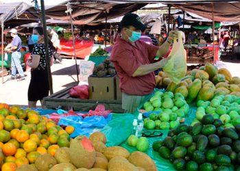 La inflación mensual a nivel regional, todas las zonas presentaron presiones inflacionarias.