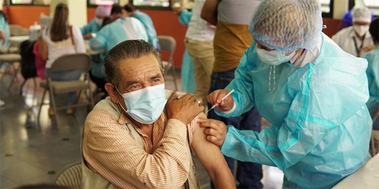 7 millones de hondureños serán vacunados contra el COVID-19.