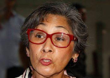 Maribel Espinoza.