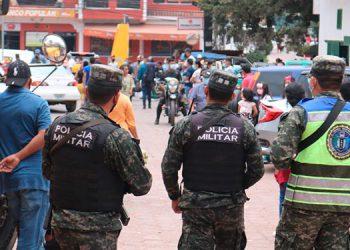 El índice de homicidios ha bajado casi 60%, el narcotráfico en 95%, y los secuestros en 93%, mediante acciones del Plan Morazán.
