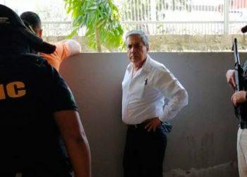 El alcalde de Tatumbla, Marco Tulio Martínez Casco y a su hijo Marcos David Martínez Oviedo son acusados del delito de cohecho impropio.