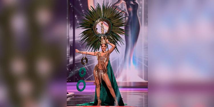Miss Honduras, Cecilia Rossell.