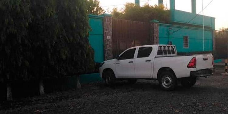 Autoridades policiales y del MP se trasladaron al área para iniciar las pesquisas necesarias.